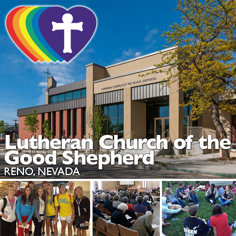 Lutheran Church of the Good Shepherd Reno NV