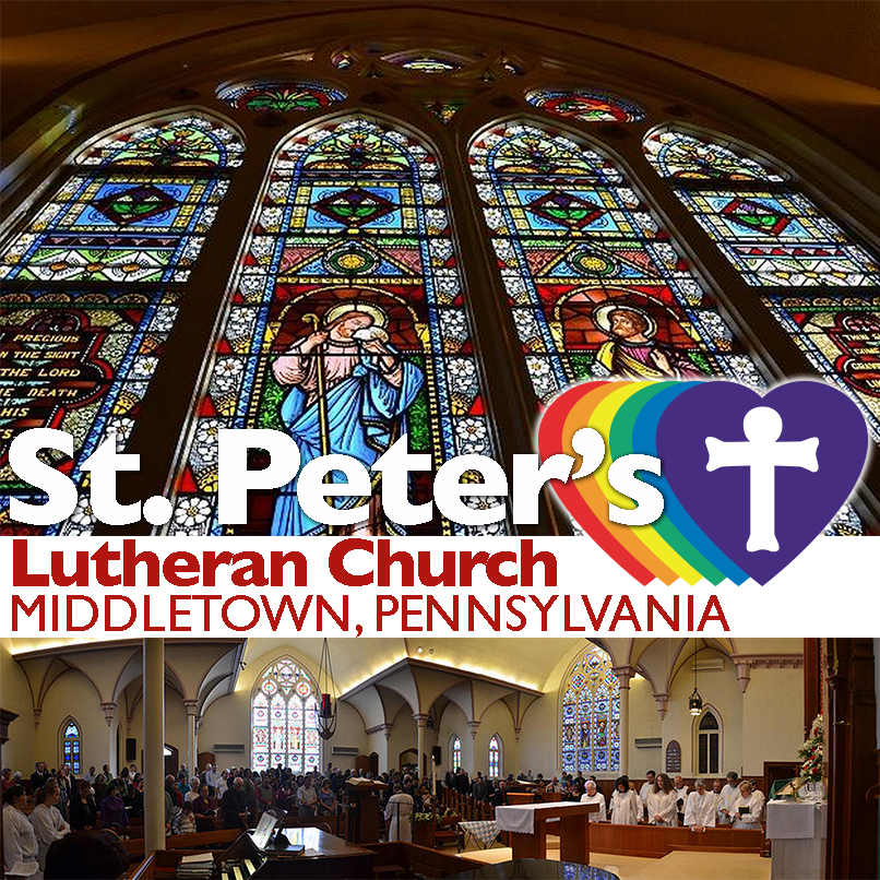 St Peter Lutheran Middletown PA