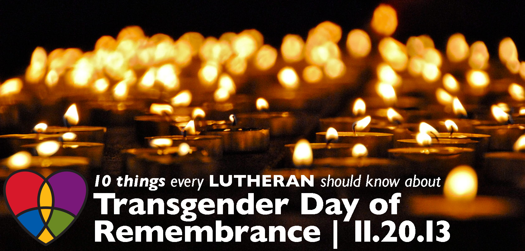 Transgender day remembrance TDOR