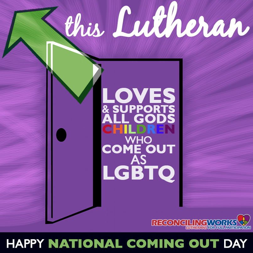 national Coming Out Day fb