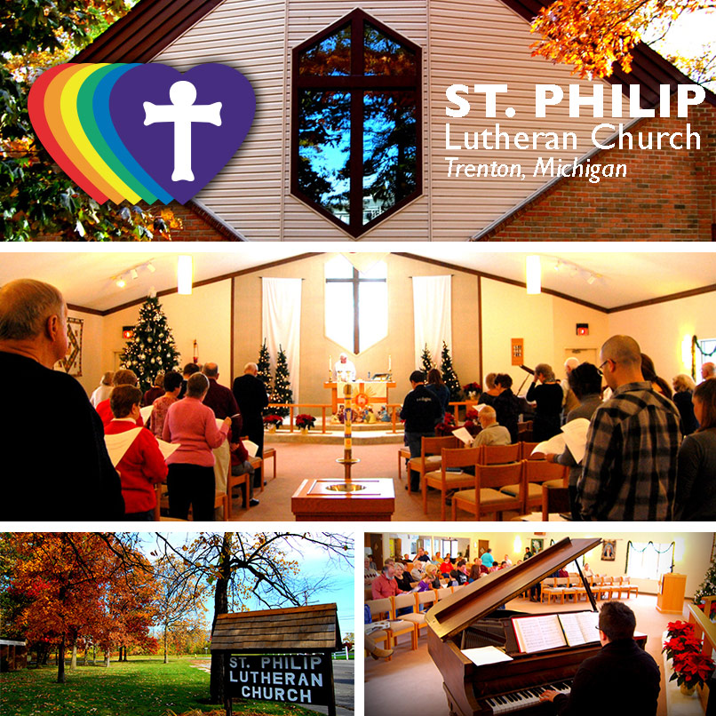 stphilip trenton michigan