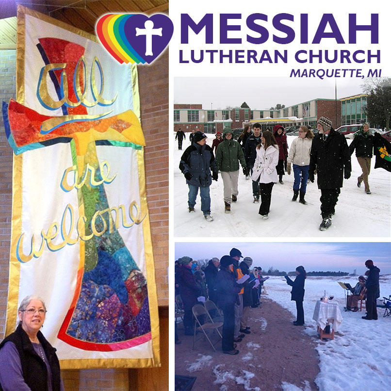 Messiah Lutheran Church Marquette MI fb