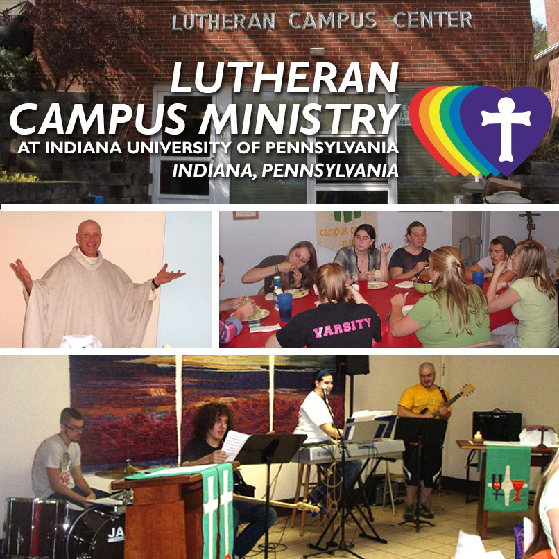 lutheran campus ministry indiana university PA fb