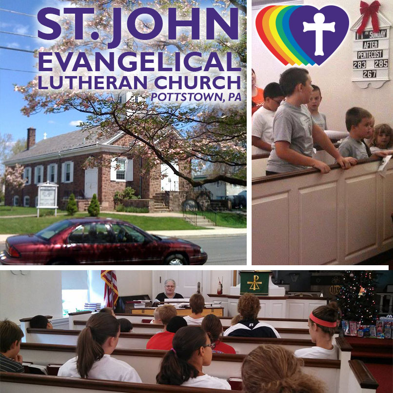 st john pottstown pa fb