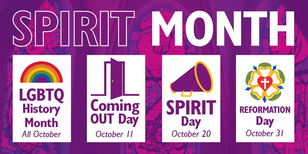 Spirit Month