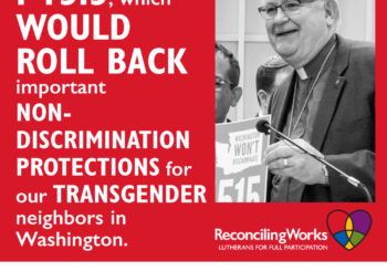 Southwestern Washington bishop speaks against I-1515, anti-transgender ballot initiative