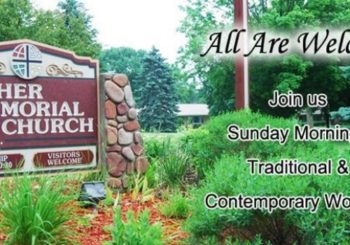 A new RIC community: Luther Memorial Evangelical Lutheran Church (Delavan, WI)