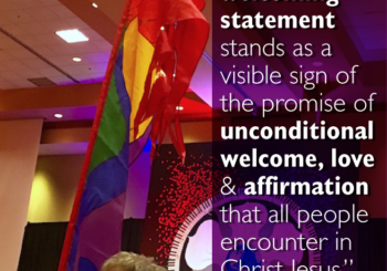 Rocky Mountain Synod votes to strengthen LGBTQ welcome