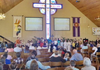 A new RIC community: Church of the Resurrection (Pewaukee, WI)
