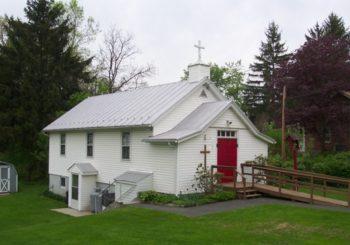 A new RIC community: Emanuel Evangelical Lutheran Church (Stuyvesant Falls, NY)