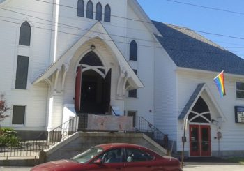 A new RIC community: Gethsemane Lutheran Church (Manchester, NH)