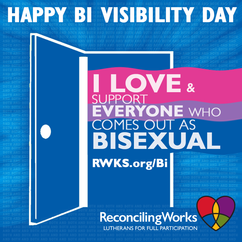 Happy Bi Visibility Day