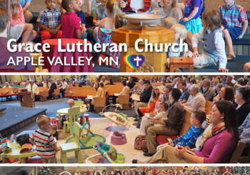 A New RIC Community: Grace Lutheran Church (Apple Valley, MN)