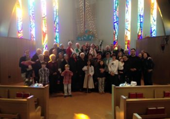 A New RIC Community: Holy Trinity Lutheran Church (North Easton, MA)