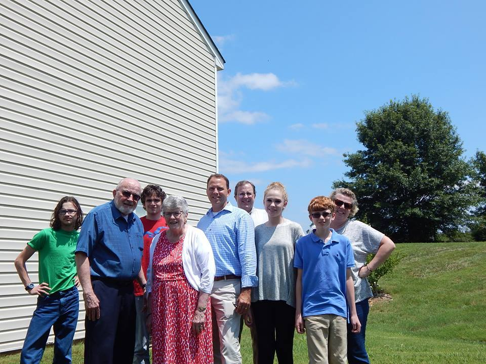 A New RIC Community: Community Lutheran Church (Summerfield, NC)