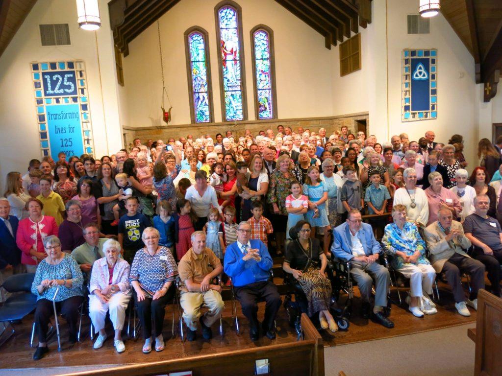 A New RIC Community: Trinity Lutheran Church (Evanston, IL)