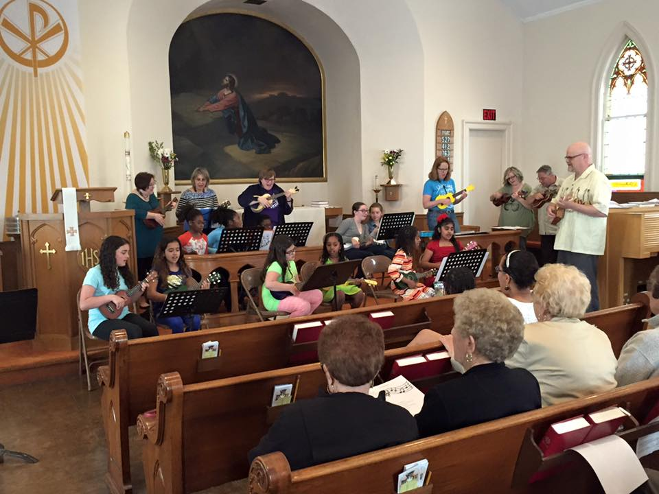 A New RIC Community: First Lutheran Church (Malden, MA)
