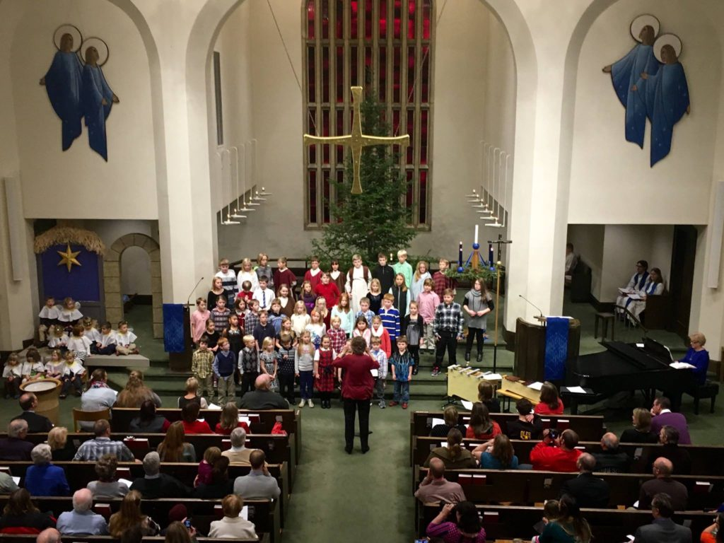A New RIC Community: St. John's Lutheran Church (Northfield, MN)