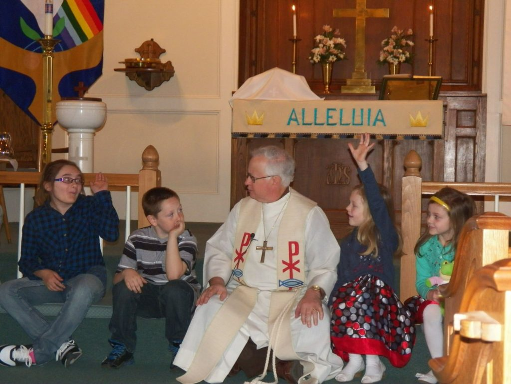 A New RIC Community: St. Luke's Lutheran Church (Valatie, NY)