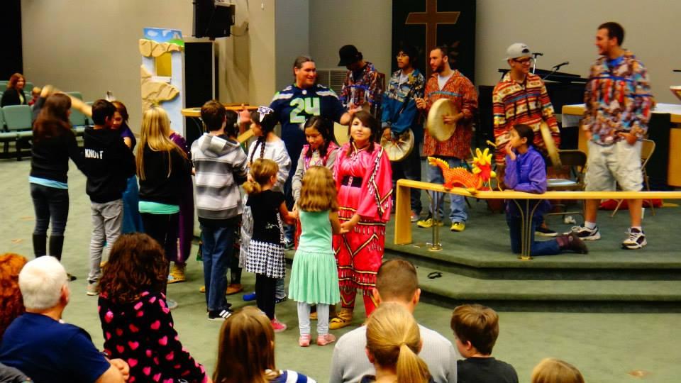 A New RIC Community: St. Matthew's Lutheran Church (Renton, WA)
